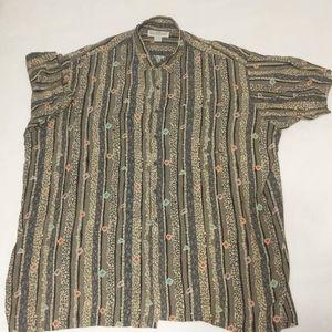 Natural Issue 4XT Button Down Shirt